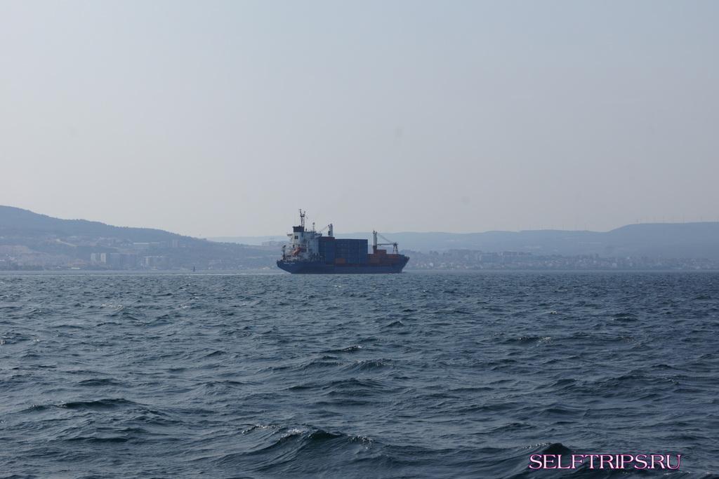 Из Турции в Грецию на машине