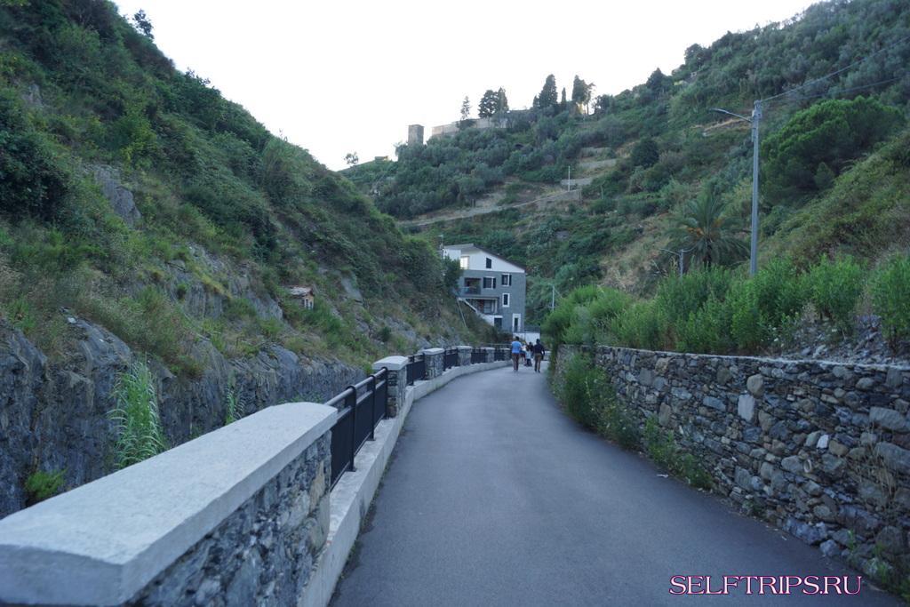 Италия: Пизанская башня, Лукка и Чинкве-Терре