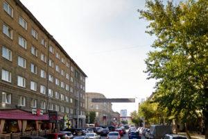 Lenin Street, Novosibirsk