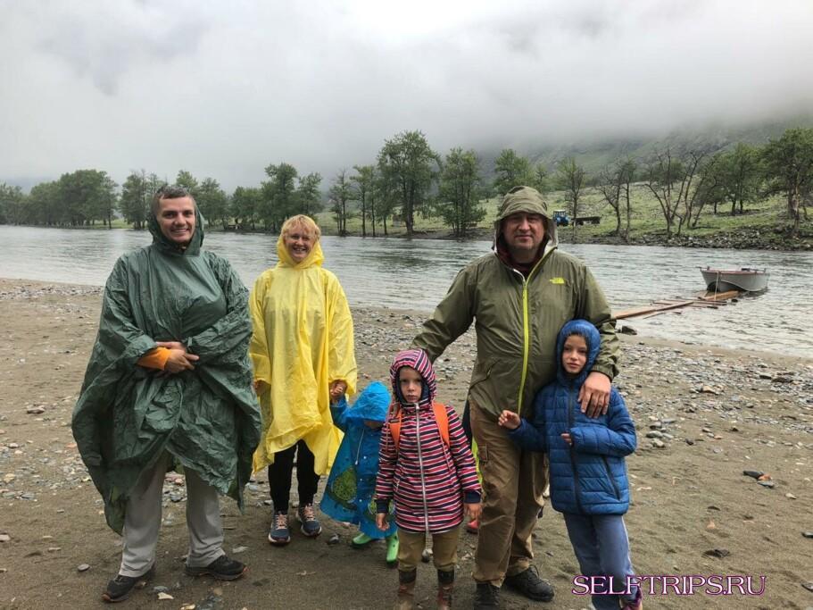 Поездка на перевал Кату-Ярык, Горный Алтай