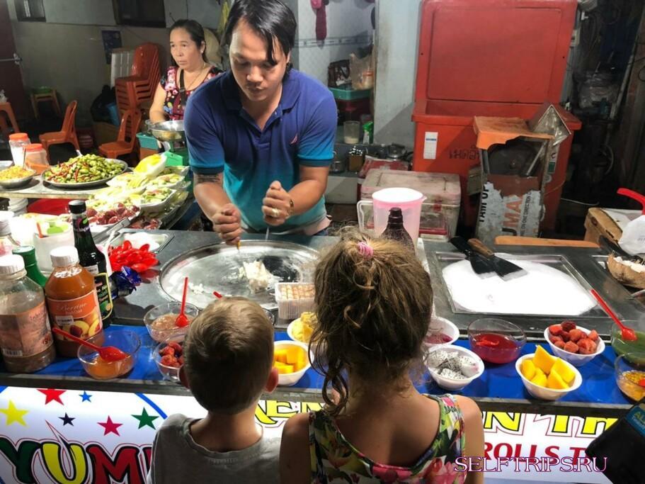 Фукуок - первые впечатления: чем кормить ребёнка?