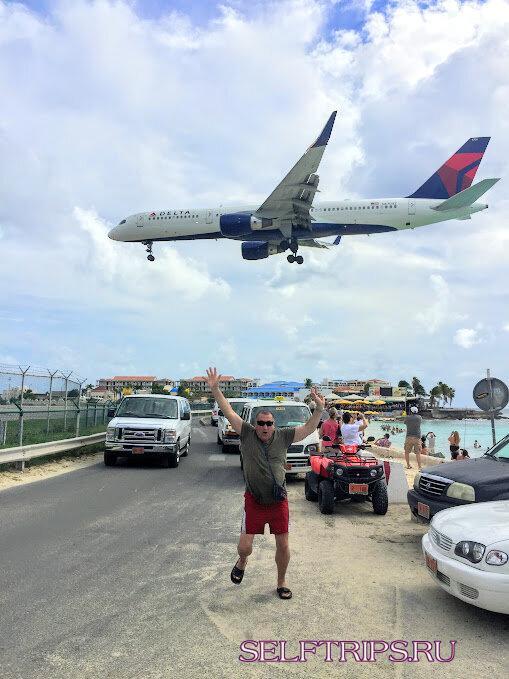 Пляж, где над головой летают самолеты: бюджет и впечатления